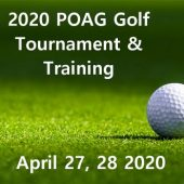 POAG Golf Tournament